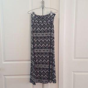 Womens Lily Star Maxi Skirt